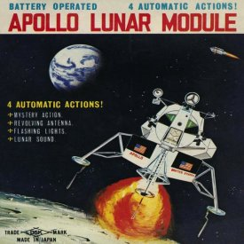 Retrorocket - Apollo Lunar Module