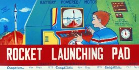 Retrorocket - Rocket Launching Pad