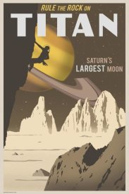 Steve Thomas - Rock Climbing on Titan
