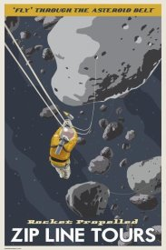 Steve Thomas - Zip Line Through the Asteroid Belt