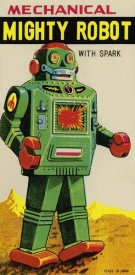 Retrobot - Mechanical Mighty Robot