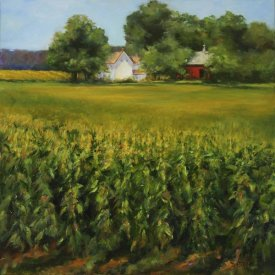 Jan E. Moffatt - Corn Fields