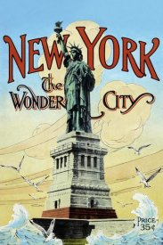 Retrotravel - New York; The Wonder City