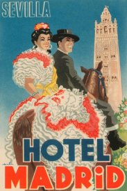 Retrotravel - Hotel Madrid