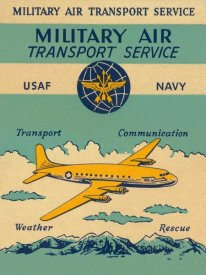 Retrotravel - Military Air Transport Service