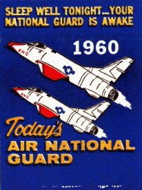 Retrotravel - Today's Air National Guard