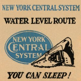 Retrotravel - New York Central System Water Level Route