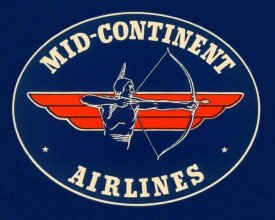 Retrotravel - Mid-Continent Airlines