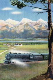 Retrotravel - Northern Pacific Scenic Route