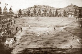 Vintage Sports - California league Baseball grounds