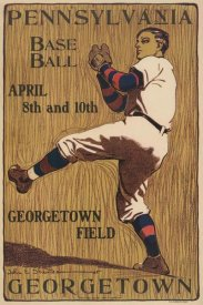 Vintage Sports - Pennsylvania Baseball - Georgetown Field