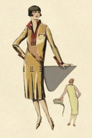 Vintage Fashion - The Geometry of Fashion