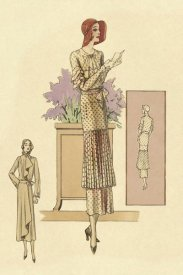 Vintage Fashion - Patterned Daywear