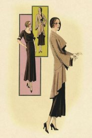 Vintage Fashion - Modeles Originaur: Eveningwear