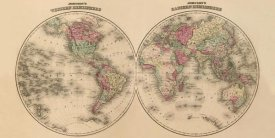 A.J. Johnson - Johnson's World Map