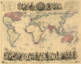 John Bartholemew - British Empire Throughout the World
