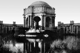 Vintage San Francisco - Palace Of Fine Arts, San Francisco, CA