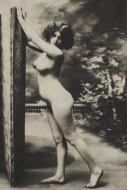 Vintage Nudes - The Garden Windbreak