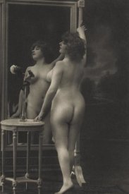 Vintage Nudes - A Friendly Mirror