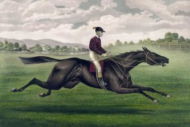 Currier and Ives - Parole: brown gelding, by Imp. Leamington, dam Maiden by Lexington