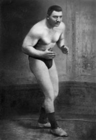 Vintage Wrestler - Ready to Wrestle