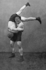 Vintage Wrestler - Ready to Drop: Russian Wrestlers