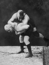 Vintage Wrestler - Trap and Roll Takedown