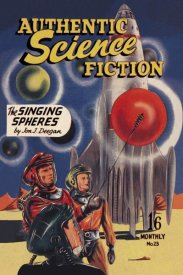 Retrosci-fi - Authentic Science Fiction: The Singing Spheres
