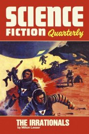 Retrosci-fi - Science Fiction Quarterly: Astronaut Battle