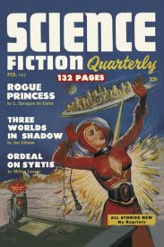 Retrosci-fi - Science Fiction Quarterly: Attack of the Flying City