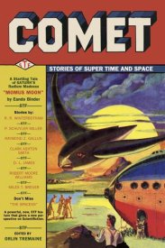 Retrosci-fi - Comet: Bird Spaceship