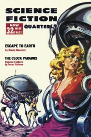 Retrosci-fi - Science Fiction Quarterly: Robot Attack