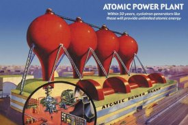 Retrosci-fi - Atomic Power Plant