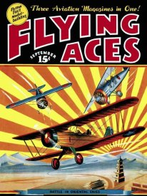 C. B. Mayshark - Flying Aces over the Rising Sun