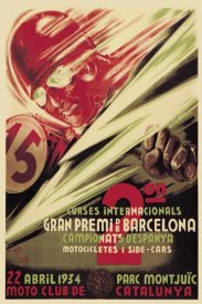 Unknown - 2nd International Barcelona Grand Prix
