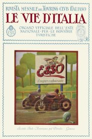 Unknown - Esso - The Road of Italy