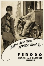 Unknown - Ferodo Brake and Clutch Linings
