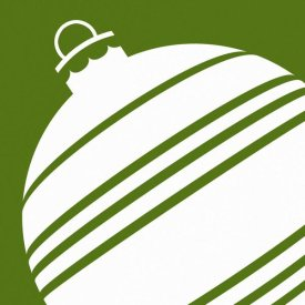 BG.Studio - Christmas - Ornament Green