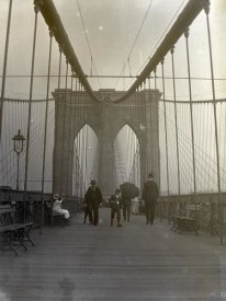 Edgar S. Thomson - Brooklyn Bridge, 1895