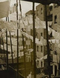Consuelo Kanaga - Untitled, (Tenements, New York), mid-late 1930s