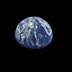 NASA - View of Earth from Apollo 15, 1971