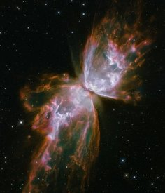 NASA - Butterfly Nebula