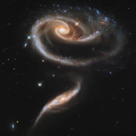 NASA - Interacting Galaxies