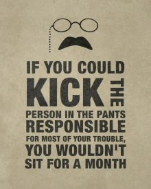 BG.Studio - Teddy Roosevelt: Kick Your Troubles