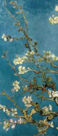 Vincent van Gogh - Blossoming Almond Tree (left)