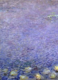 Claude Monet - Water Lilies: Morning, c. 1914-26 (left)