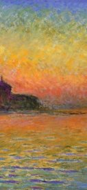 Claude Monet - Twilight Venice (center)