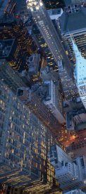 Cameron Davidson - Aerial view of Wall Street (left)