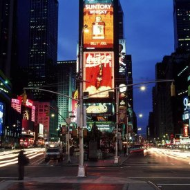 Richard Berenholtz - Times Square, New York City (center)