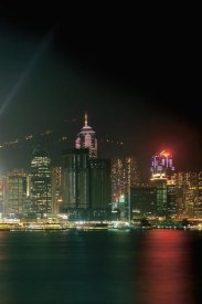 Chan Yat Nin - Symphony of Lights, Hong Kong (right)